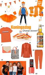 Koningsdag: tips, tricks & trends