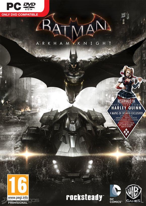 Batman: Arkham Knight + DLC (Steam) voor €12,66 @ CDKeys
