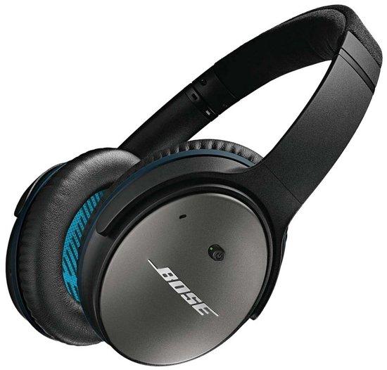 Bose Quiet Comfort 25 Apple - Over-ear koptelefoon @ Bol.com