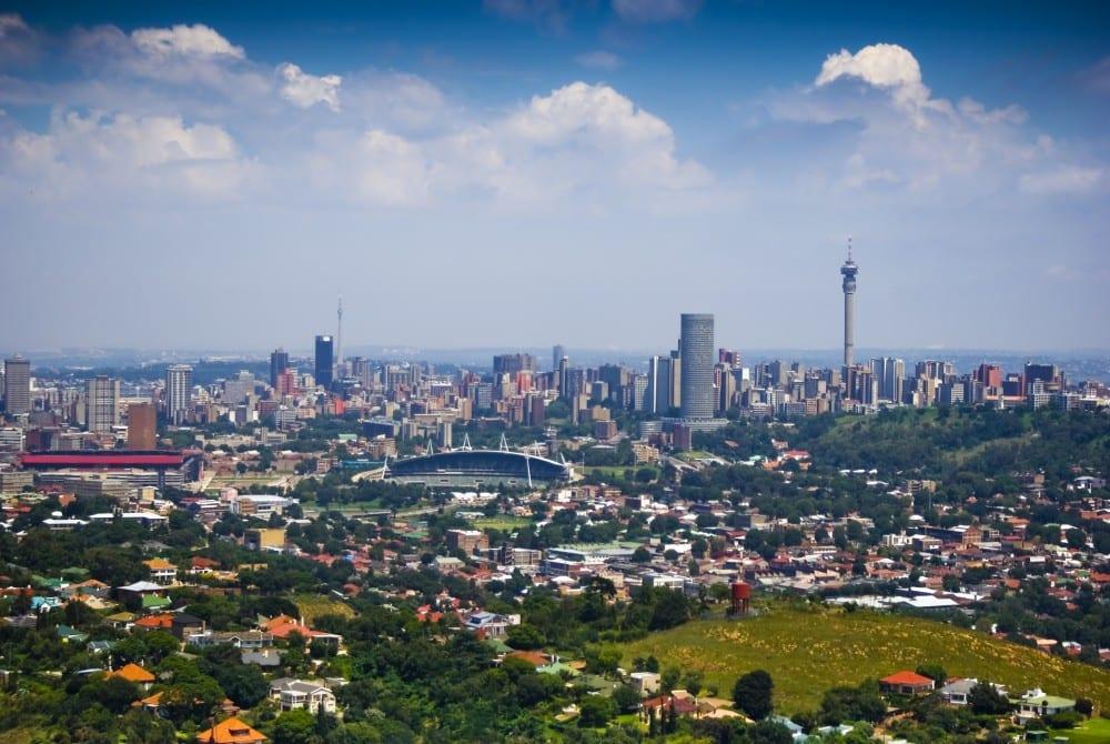 Amsterdam - Johannesburg, Zuid-Afrika retour voor €375 met EgyptAir! in eind 2019