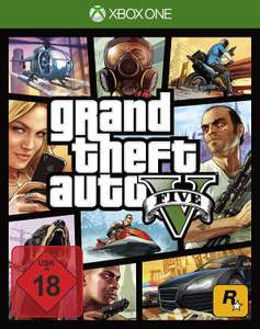[Amazon.de] GTA V XBOX ONE