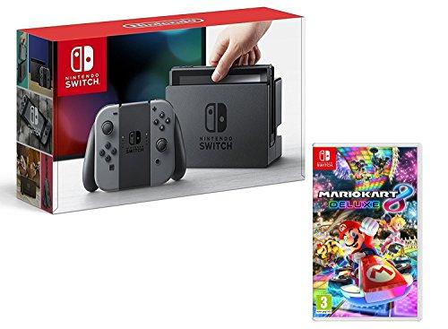 Nintendo Switch + Mario Kart 8 Deluxe @Nintendo.fr