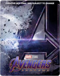 Avengers Endgame 3D of 4K Blu-ray Exclusieve Steelbook van Zavvi.nl