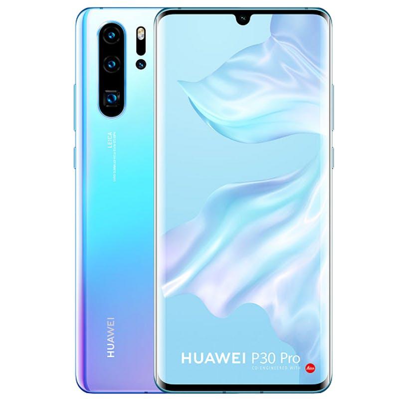 Huawei P30 Pro inclusief Vodafone 1 jarig abonnement of 675,- icm met Ziggo en CashbackXL