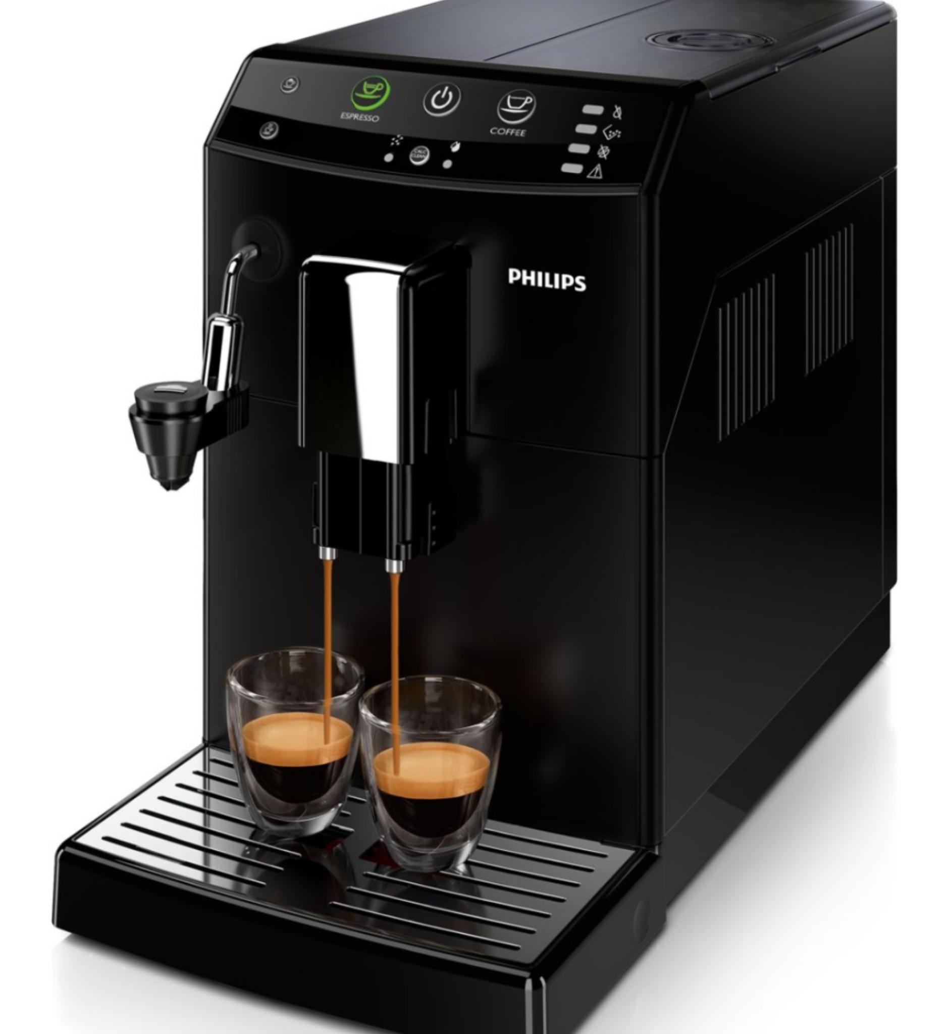 Philips 3000 serie HD8824/01 Espressomachine - Zwart