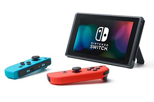 Nintendo Switch Console neon @Amazon.fr