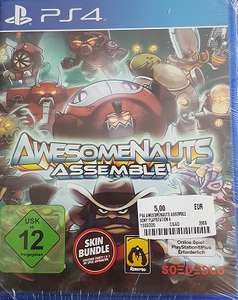 [Grensdeal Duitsland] Ps4 spel: Awesomenauts Assemble!
