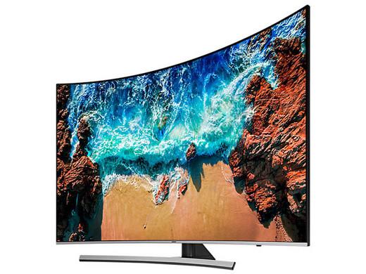 Samsung 55'' Curved 100Hz LED TV