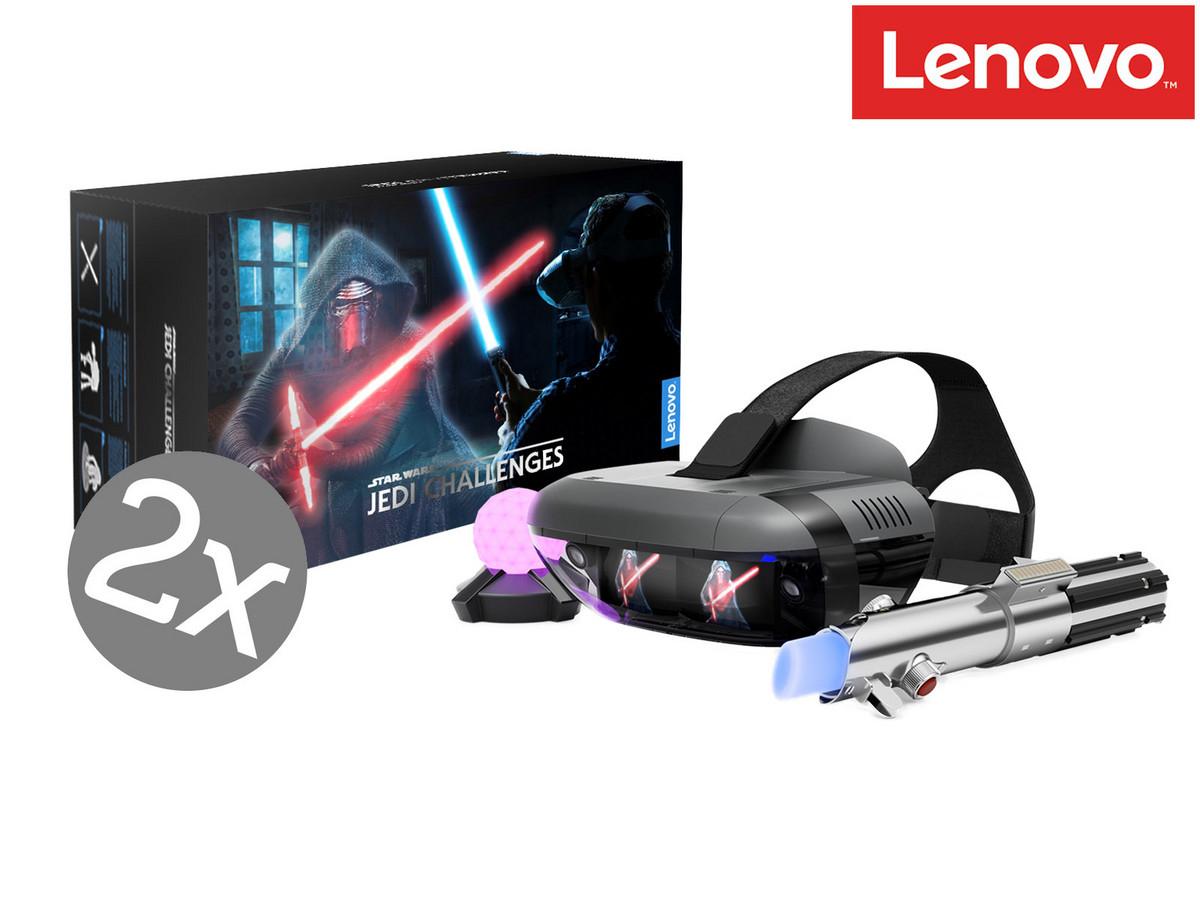 2x Star Wars Jedi Challenges AR Set @ iBOOD