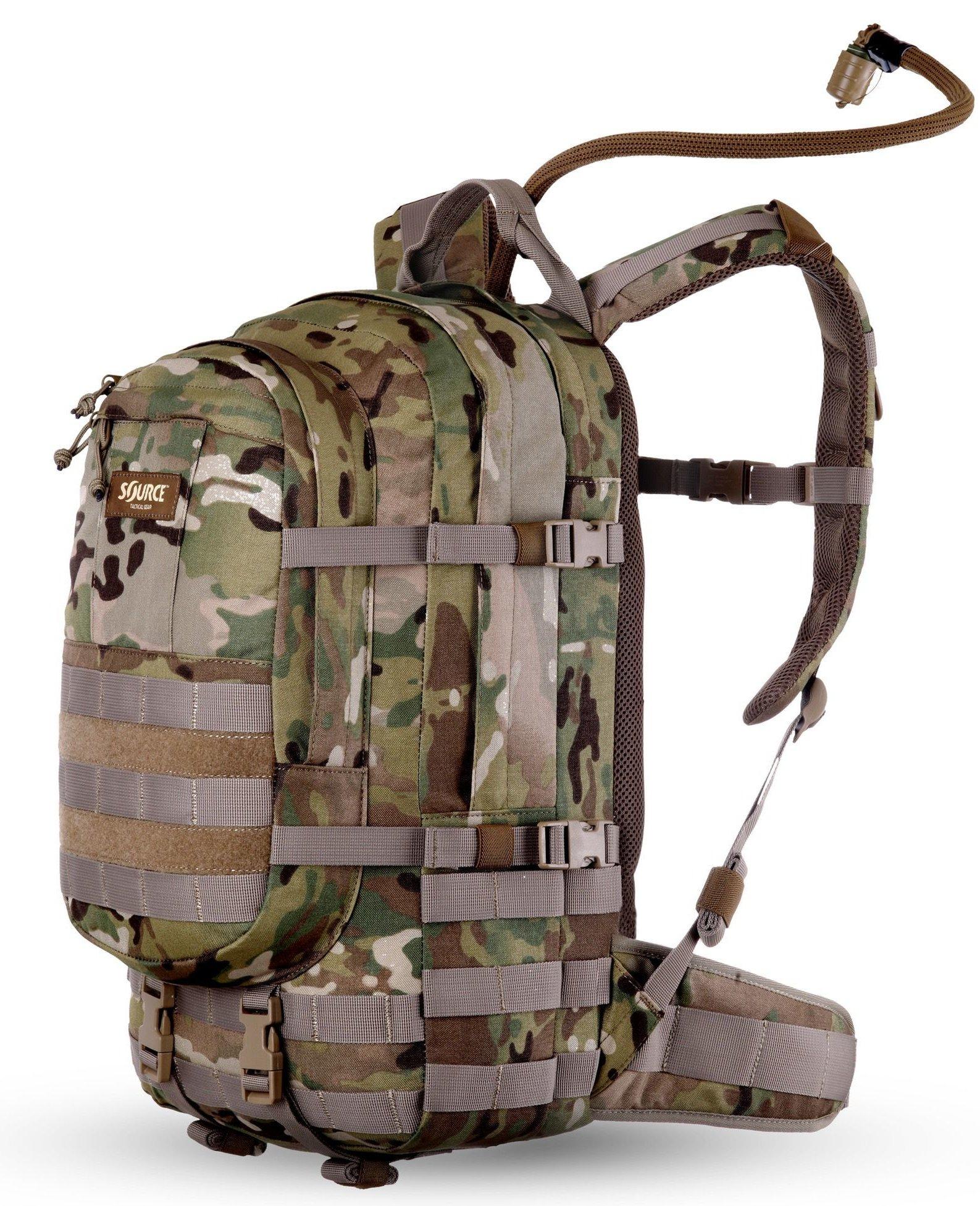 Source 20L Assault pack in Multicam