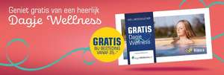 Gratis dagje wellness bij besteding vanaf 25 euro bij Primera (shop of online)