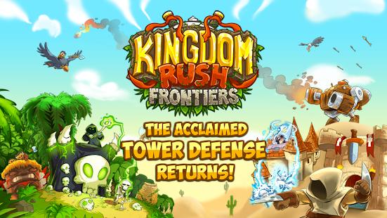 Tijdelijk gratis: Kingdom Rush Frontiers [Android]