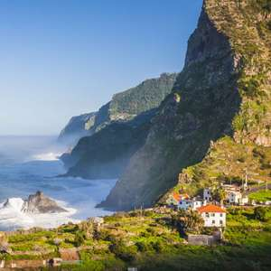 Vliegtickets: Amsterdam naar Madeira voor €108 @ Transavia