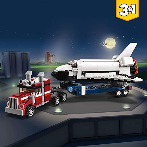 LEGO Spaceshuttle Transport (Creator) (31091) @ Amazon.de