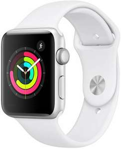 Apple watch series 3, wit, 42 mm