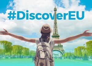 Gratis door Europa reizen op kosten van de EU voor 18-jarigen @ DiscoverEU