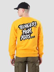 Obey Misfits Teenagers From Mars Gold Trui van 65 voor 32,50