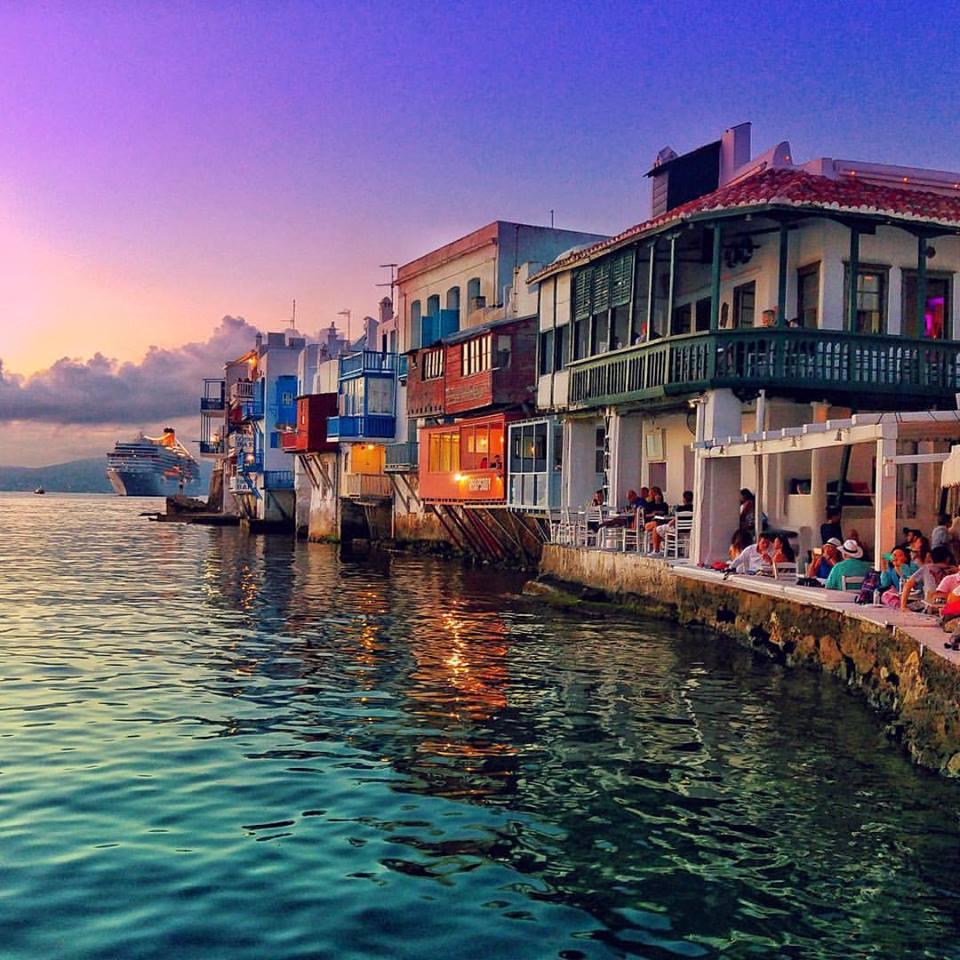 Vliegtickets: Last-minute Amsterdam naar Mykonos (Griekenland) voor €84,50 @ TUI