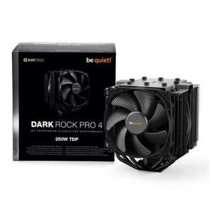 Be quiet: Dark Rock 4 Pro - CPU koeler - Prime aanbieding