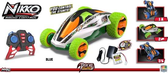 Nikko Psycho Gyro Groen - Bestuurbare auto €15 @ BOL.com