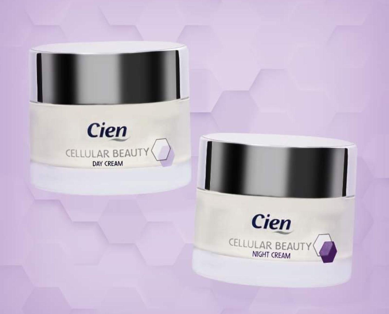 Cien Cellular Beauty (Gift set) - Vergelijkbaar met: La Prairie Cellular Radiance cream van circa €550 @Lidl