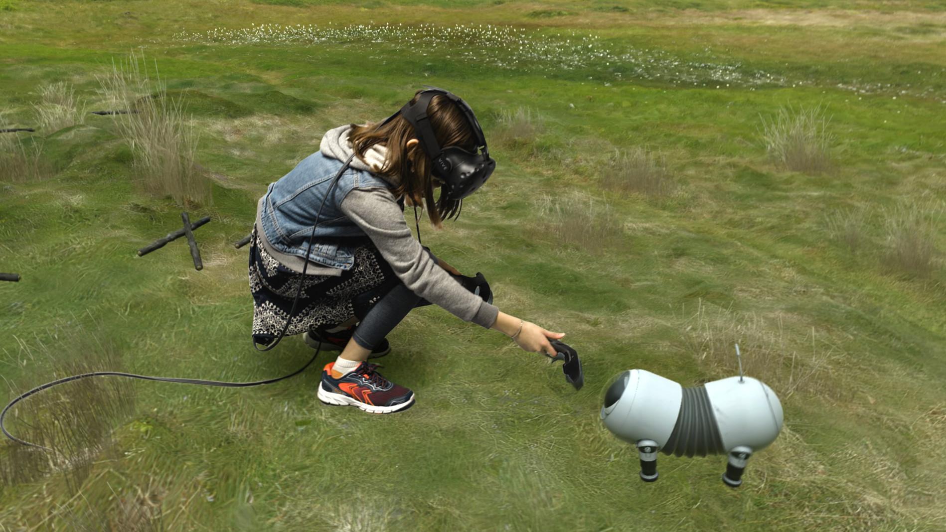 Gratis VR gamen/ontdekken en gratis oogmeting voor kinderen [Delft]