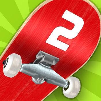 [iOS] Touchgrind Skate 2 (tijdelijk gratis)