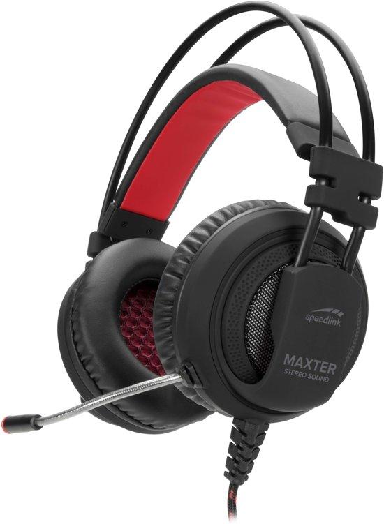 Speedlink MAXTER - Gaming Headset  @ Bol.com