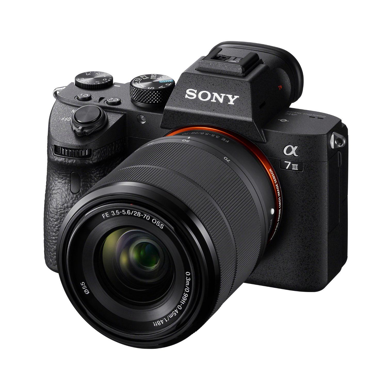 Tot €1000,- cashback op Sony lenzen en camera's