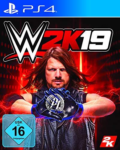 WWE 2K19 - Standard Edition (PS4) @ Amazon.de