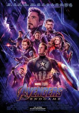 Zondag 19 mei tieners gratis naar Avengers bij betaling volwassene