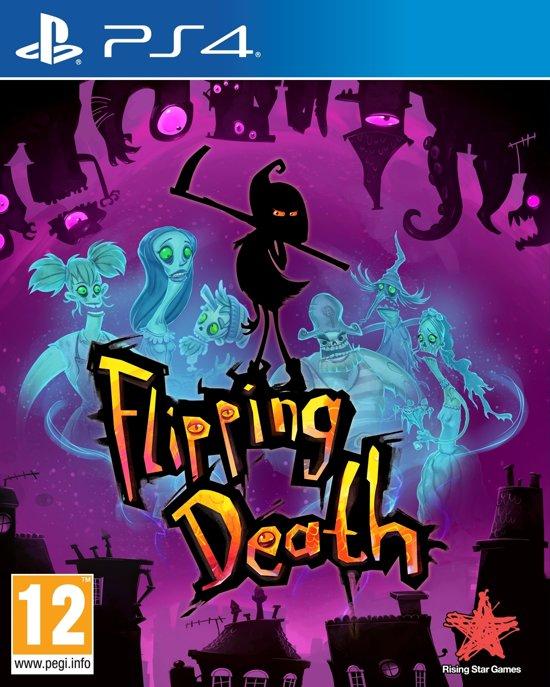 Flipping Death (PS4) @ Bol.com