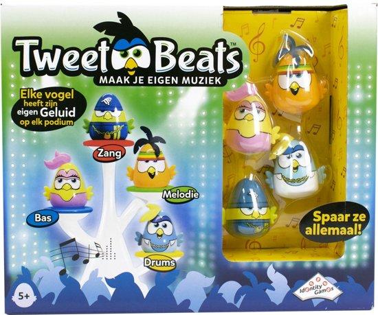 Tweet Beats Basisset - Muziek speelgoed