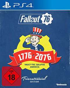 Fallout 76 Tricentennial Edition (PS4) @ Amazon.de