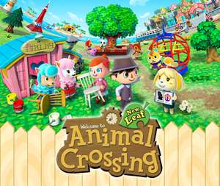 Animal Crossing: New Leaf (3DS) game voor € 27,99 @ Nintendo eShop