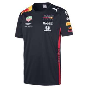 Red Bull Racing Team T-shirt voor heren nu alleen nog op xl en xxl