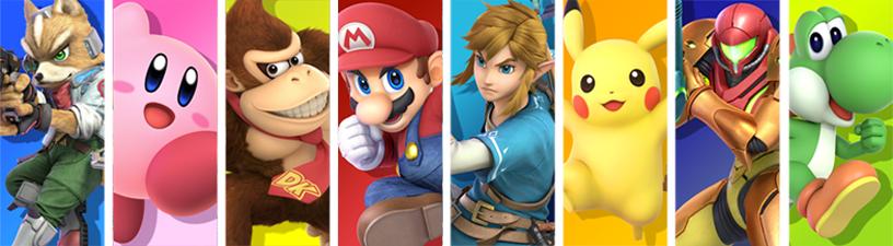 Gratis kaarten voor het EK Super Smash Bros.