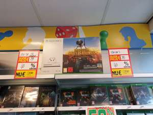 Microsoft XBox One S 1TB inclusief game PUBG voor €179,40 (40% korting!) @Intertoys
