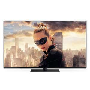 Panasonic TX-55FZW804 OLED TV model 2018