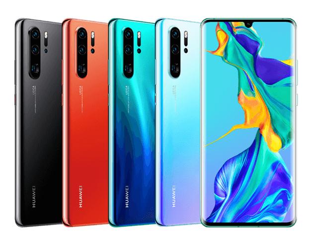 Huawei P30 Pro 128GB voor € 671 bij Tele2