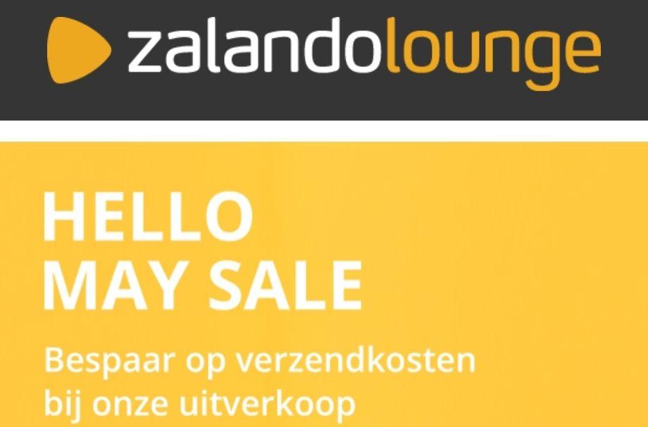 Zalando Lounge: Geen verzendkosten vanaf €30!