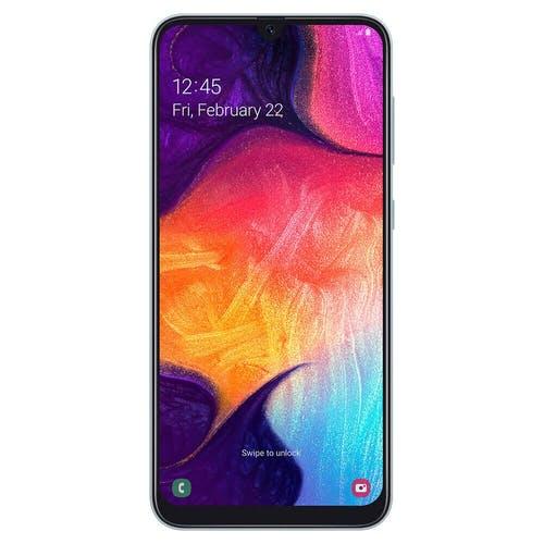 Samsung Galaxy A50 icm Vodafone Start NonStop 1 jaar 150 belminuten + 1 GB (Ziggo klanten) bij mobiel.nl