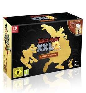[OUTLET] Asterix & Obelix: XXL 2 (Collector's Edition) Nintendo Switch