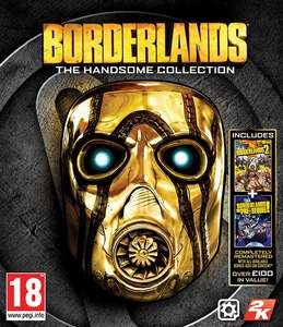 Borderlands: The Handsome Collection Xbox One/PS4 (disc-editie)