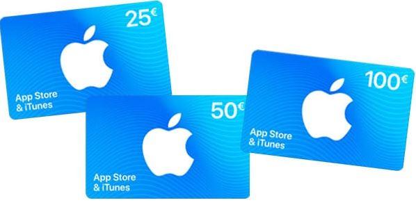 15% extra (bonus) tegoed App Store & iTunes kaarten @ Kruidvat