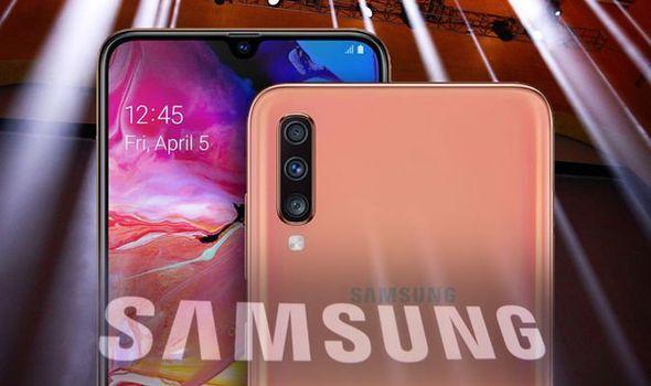 Samsung Galaxy A70 Tele 2 maandelijks opzegbaar
