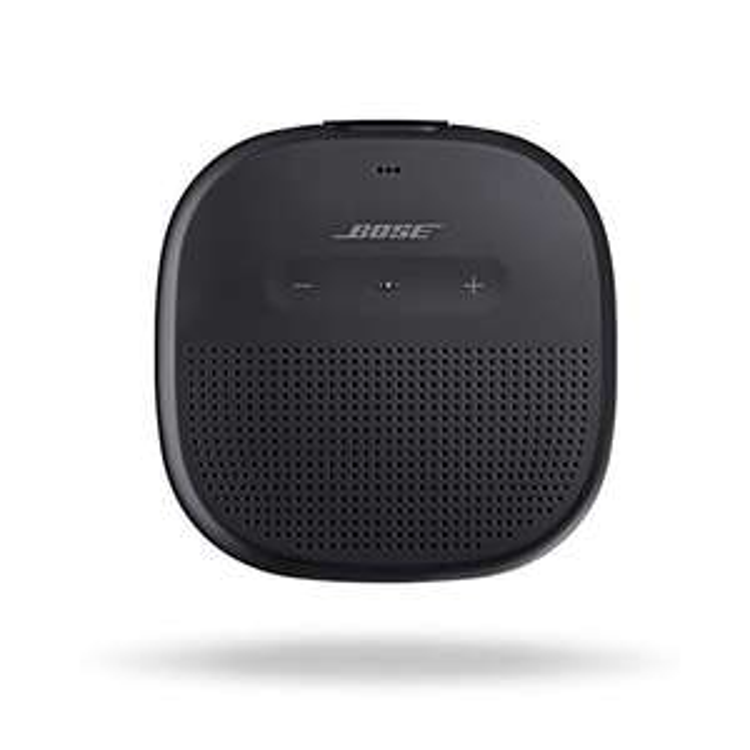 Bose soundlink micro zwart/blauw/oranje