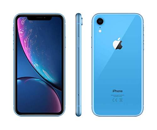iPhone Xr (blauw, geel of koraal) bij Amazon voor €726,43