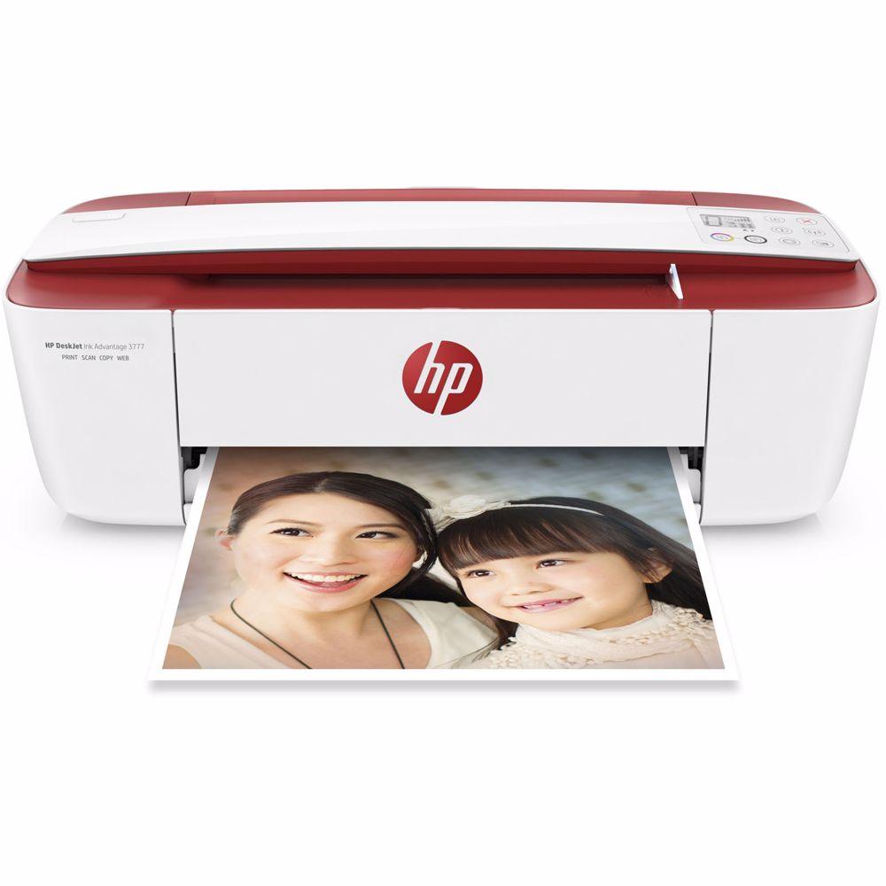 HP all-in-one printer Deskjet 3764 @ BCC
