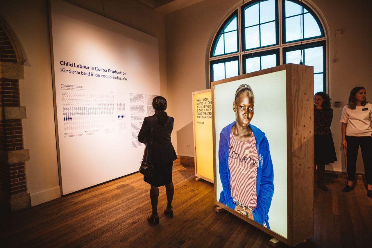 Gratis met 2 personen naar het Tropenmuseum dankzij Tony's Chocolonely
